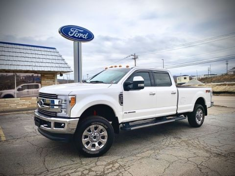 2017 Ford F-350SD Platinum